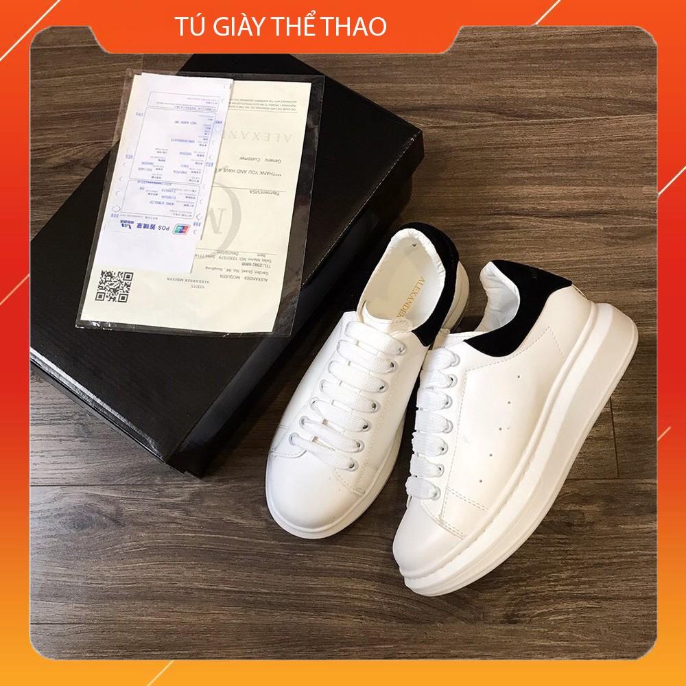 Giày Thể Thao Sneaker Mc Cá Tính cho Nam Nữ phiên bản Đặc Biệt gót Nhung