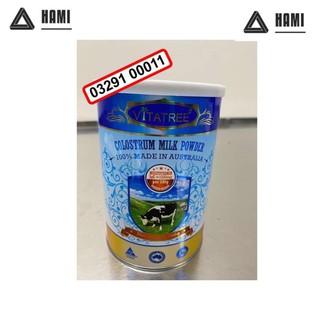 Sữa bò Non Vitatree Dạng bột 400Gram, chính hãng chất lượng, cung cấp Protein, đề kháng – xuất xứ Úc