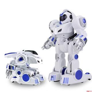 đồ chơi robot thông minh có nhạc cho bé