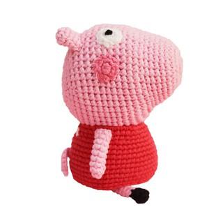 Đồ Chơi Nhồi Bông Heo Peppa Pig Wowlen thumbnail