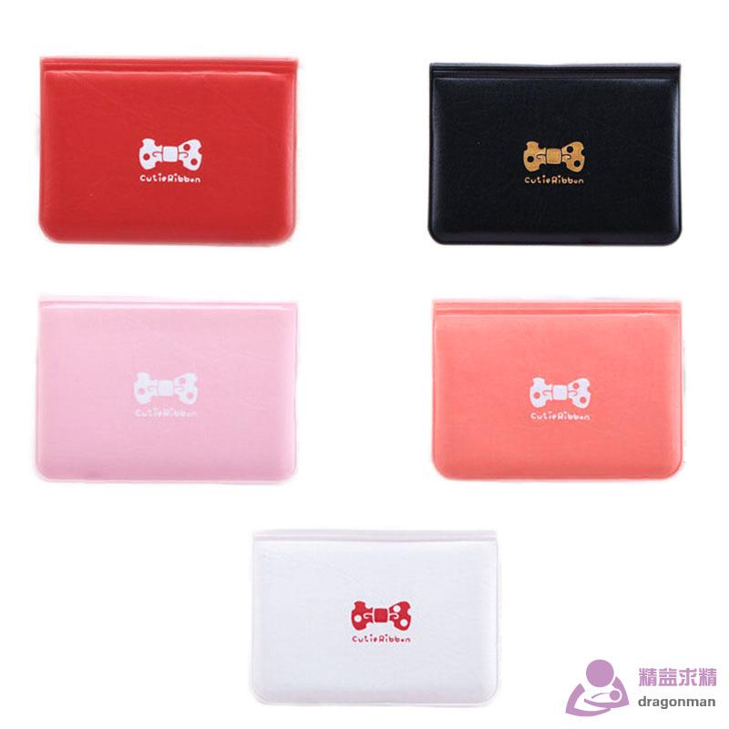 Dragon★ Fashion Fation Butterfly Credit Card Holder Case Wallet Business Package Cute Bag For Women