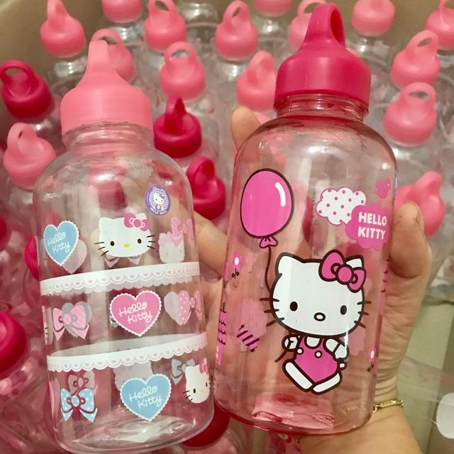Bình nước nhựa bisfree lock&lock 530ml