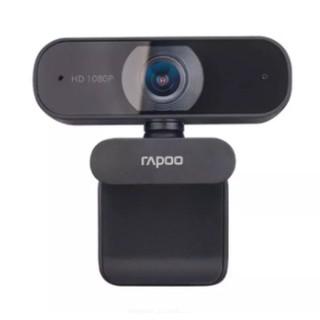 Rapoo Webcam Lấy Nét Tự Động C260 1080P Full HD Có Mic Giảm Tiếng Ồn Máy Ảnh Web USB, Dành Cho Máy Tính