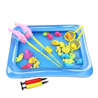 Bể bơi câu cá dành cho bé–7256