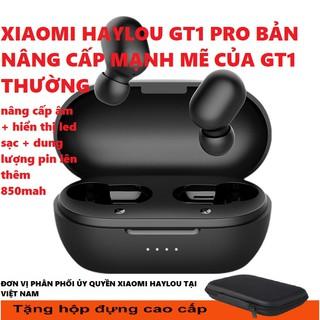 [Mã ELMSBC giảm 8% đơn 300K] Tai nghe Bluetooth Xiaomi -Haylou GT1 PRO bluetooth 5.0 , chống nước ipx5, phím cảm ứng