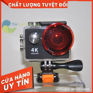 [SaleOff] Camera hành trình EKEN H9R version 8.1, 20 MP 4K 30 FPS |