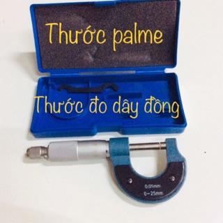 thước đo dây điện từ - đo dây tráng men - đo bề mặt - đo tiết diện