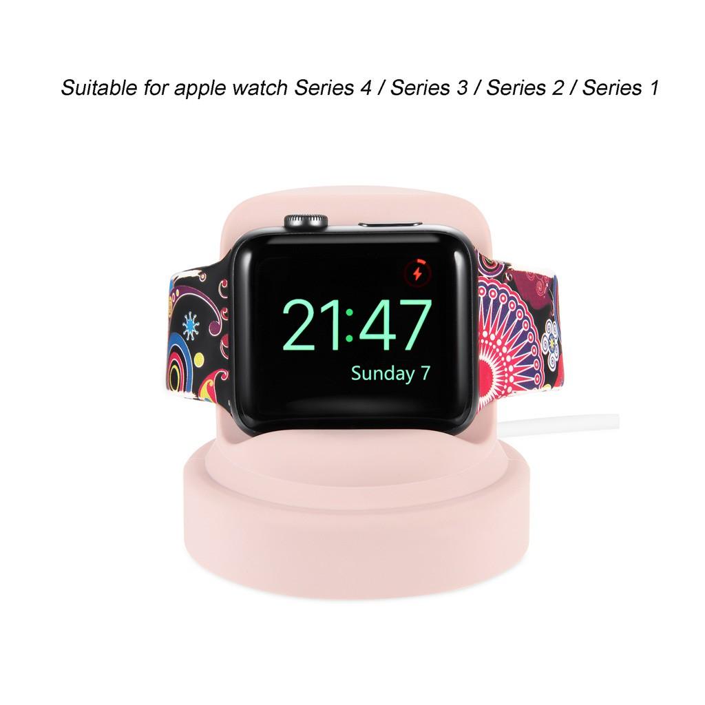 Đế đỡ đồng hồ thông minh Apple Watch Series 1/2/3/4 42mm 38mm 40mm