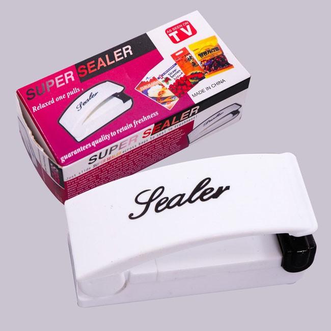Máy hàn miệng túi mini Super Sealer - 2521606 , 277477641 , 322_277477641 , 25000 , May-han-mieng-tui-mini-Super-Sealer-322_277477641 , shopee.vn , Máy hàn miệng túi mini Super Sealer