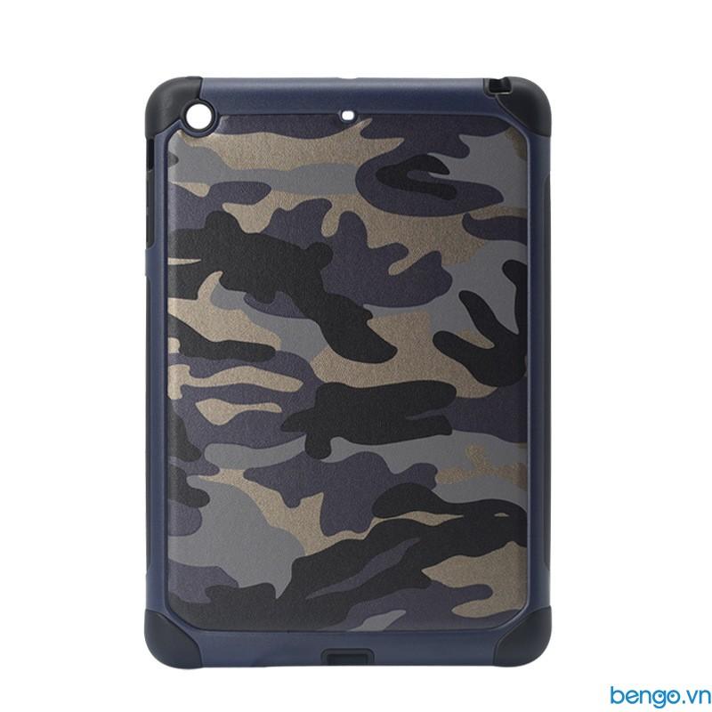 Ốp lưng iPad Mini 123 họa tiết Quân đội - Camo series