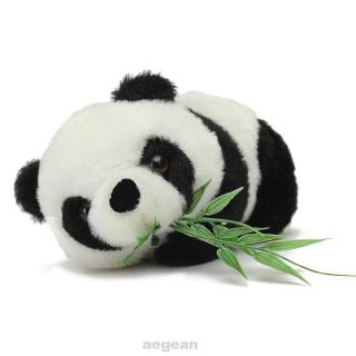 160 x 80 90 mm drop shipping Giant panda doll bamboo plush toy cloth memorial gifts child Christmas gift