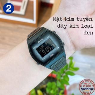 Đồng hồ nữ dây kim loại Casio Standard chính hãng Anh Khuê B640 & B650 Series