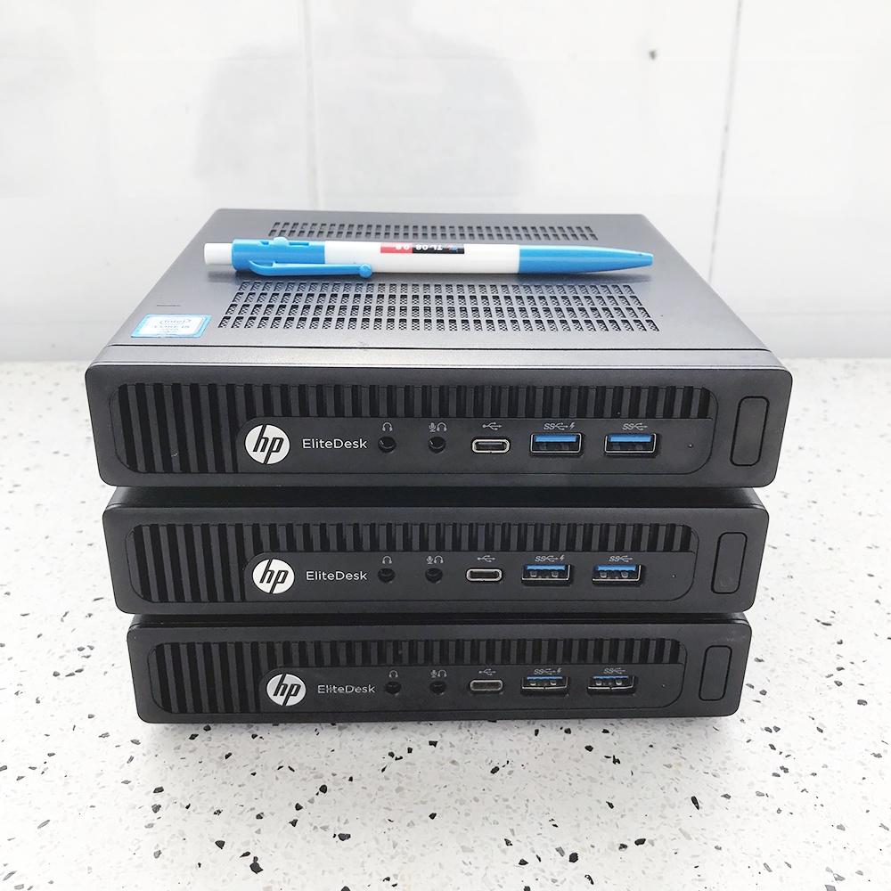 [Đúng hình] HP EliteDesk 800 G2 65W mini pc - i5 6400 - 6500 - 6600 - Win10