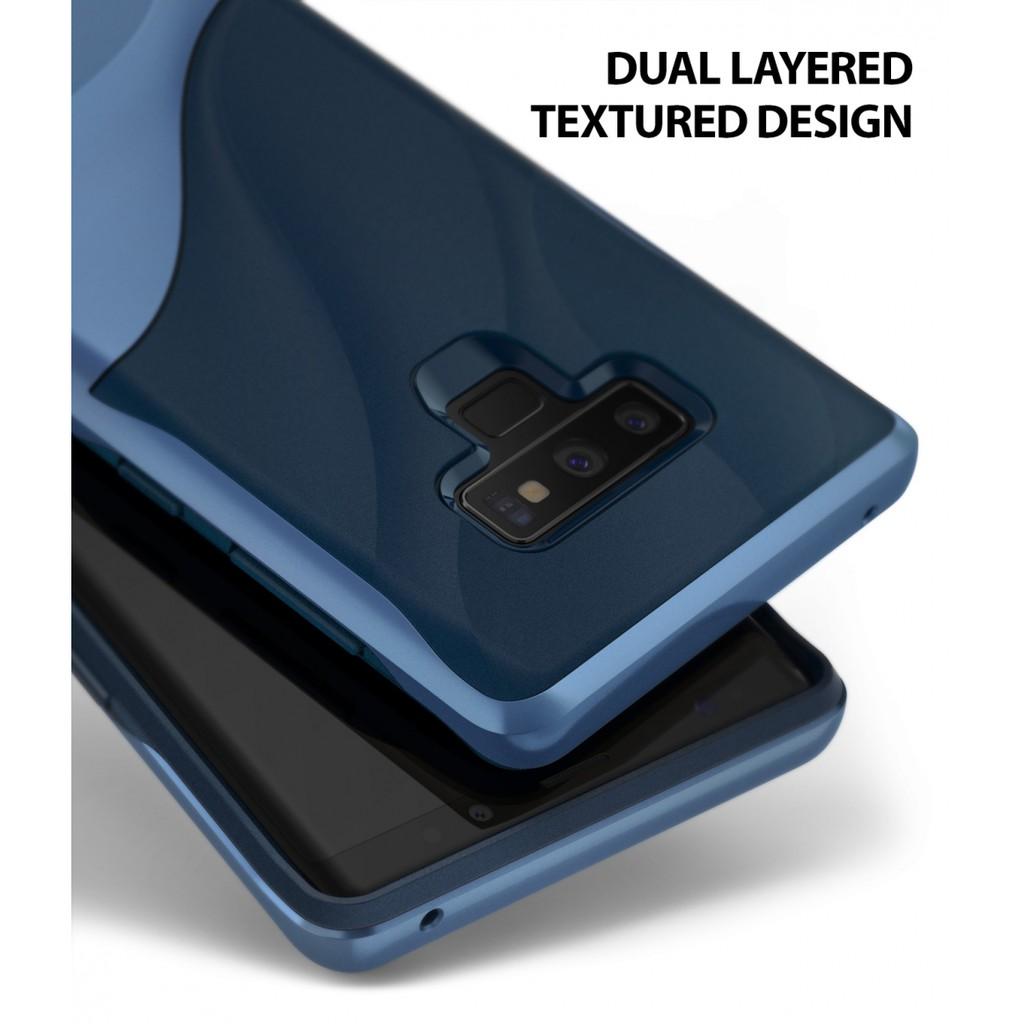 Ốp lưng Galaxy Note 9 Ringke Wave - Hàng nhập khẩu (Nhiều màu)