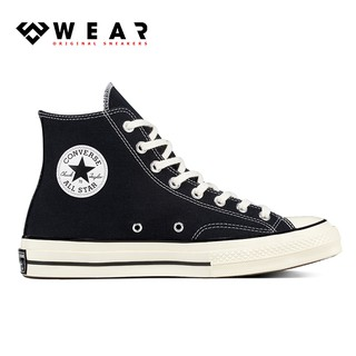 Giày Sneakers Unisex Converse Chuck Taylor All Star 1970s Black/ White - 162050C