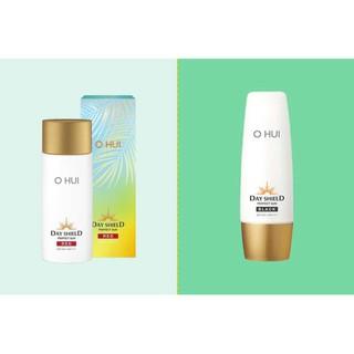 [1GÓI]Gói kem chống nắng OHUI Day Shield Perfect Sun Black 1ml 4