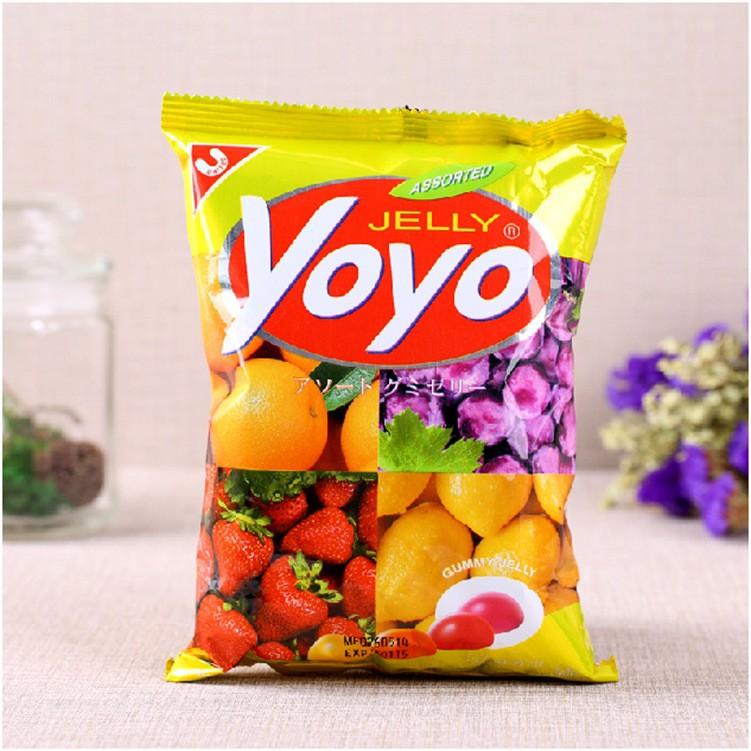 Kẹo dẻo Yoyo Thái Lan 80g