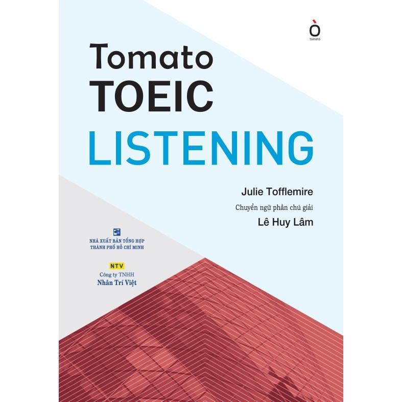 Tomato TOEIC: Listening (kèm CD) - 3394718 , 976453781 , 322_976453781 , 384000 , Tomato-TOEIC-Listening-kem-CD-322_976453781 , shopee.vn , Tomato TOEIC: Listening (kèm CD)