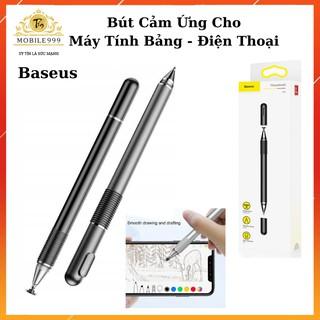 Bút cảm ứng - 2 trong 1 - chính hãng Baseus - Siêu nhạy - Tiện lợi - Dễ sử dụng - Dùng cho Máy tính bảng - Điện thoại