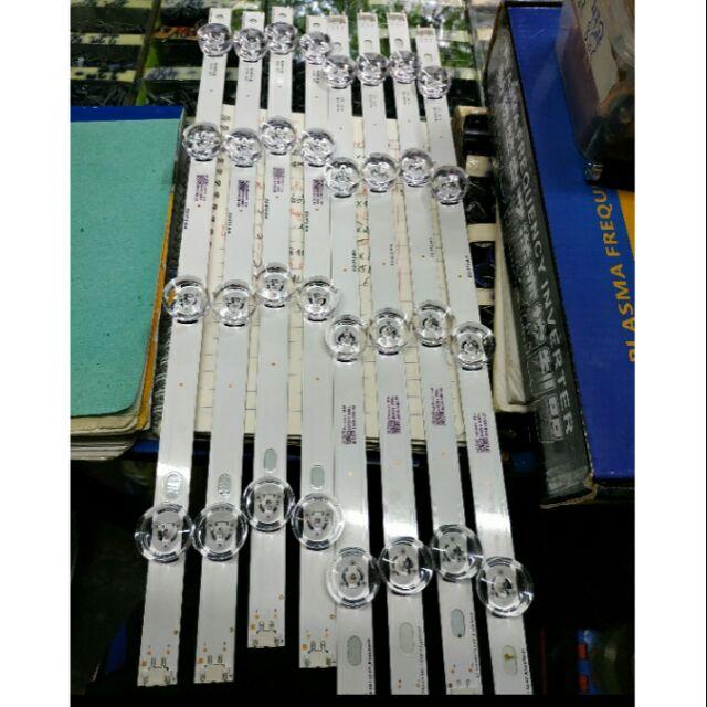 Thanh led TiVi LG 42inch 8 bóng 2 thang AB