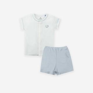 Bộ quần áo cái giữa ngắn tay BU thumbnail