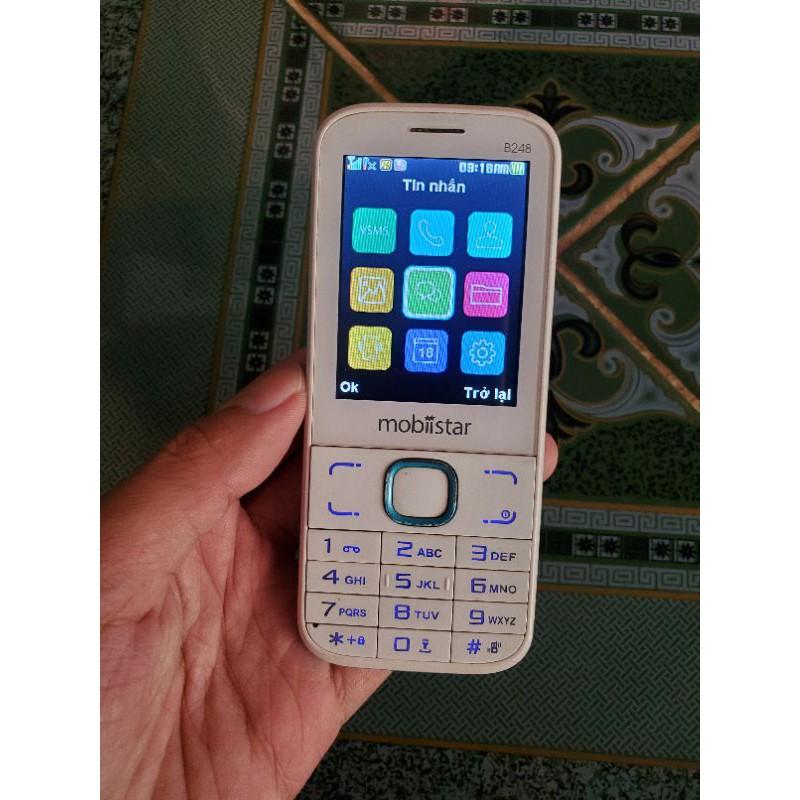 Điện thoại Mobiistar B248 nguyên zin