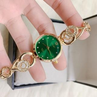 Đồng hồ nữ Halei vàng dạng lắc xinh