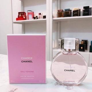 (Chính Hãng) Nước Hoa Chanel Chance Eau Tendre 100ml Chính Hãng Date Mới