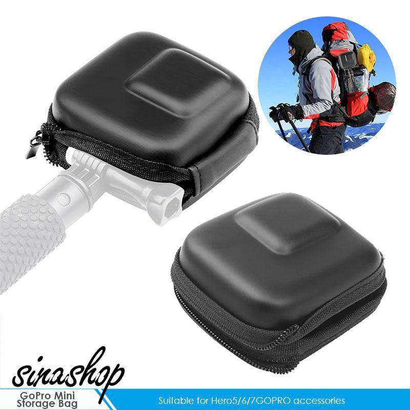 SIN GoPro Carrying Case Storage Bag Waterproof Black Durable