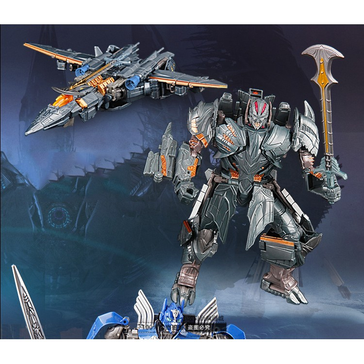 Mô hình Megatron Wei Jiang Battle Damage Transformers Oversize