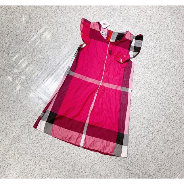Váy thô bbr siêu mềm (40kg trở xuống)