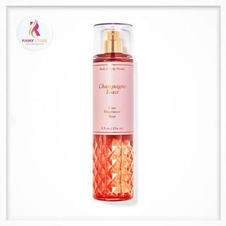 Xịt thơm toàn thân Bath & Body Works Champagne Toast 236ml thumbnail