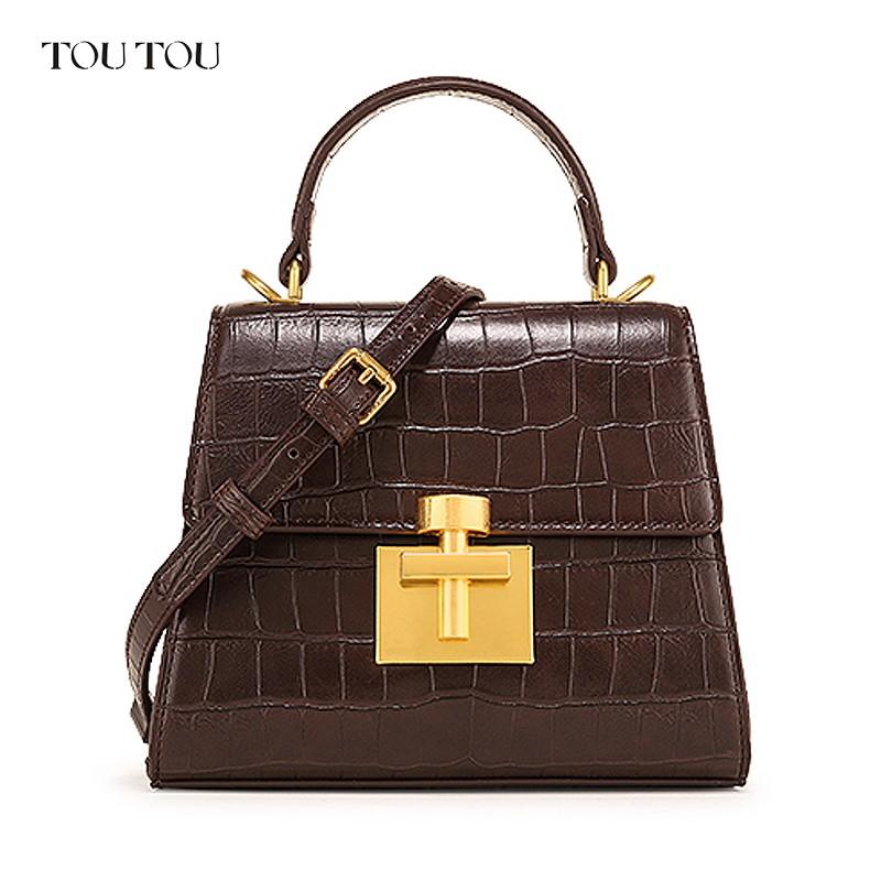 Túi xách nữ thương hiệu TOUTOU phong cách thanh lịch T3837