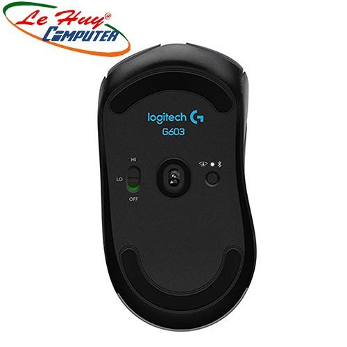 Chuột Chơi Game Không Dây Logitech G603 Lightspeed 12000DPI