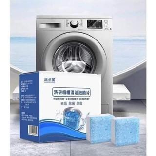 Viên tẩy vi khuẩn lồng máy giặt siêu sạch