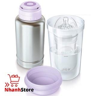 Bình hâm nóng bình sữa khi di chuyển Philips AVENT thumbnail