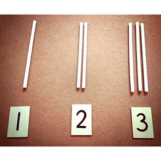Set 45 Que Học Toán Montessori