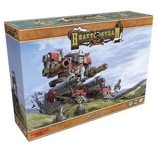 Heavy Steam – Board Game