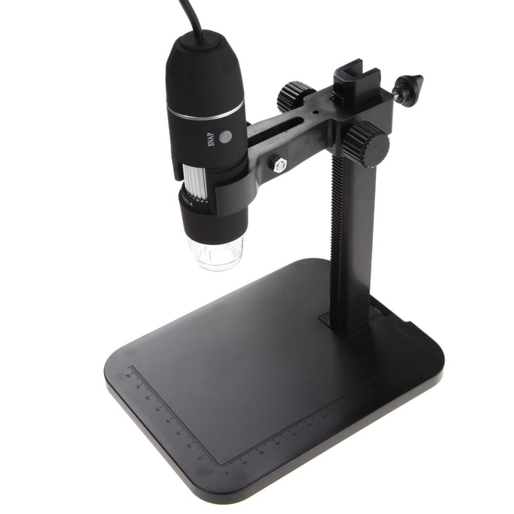 [tmys] 1000X 8 LED 2MP USB Digital Microscope EndoscopeMagnifier Caa+Lift Stand Giá chỉ 371.000₫