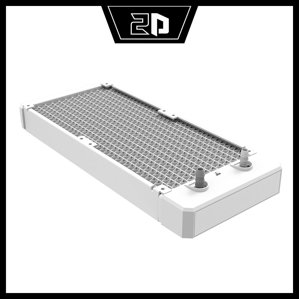 Tản nhiệt nước CPU AIO ID-Cooling ICEFLOW 240 ARGB (SNOW EDITION)