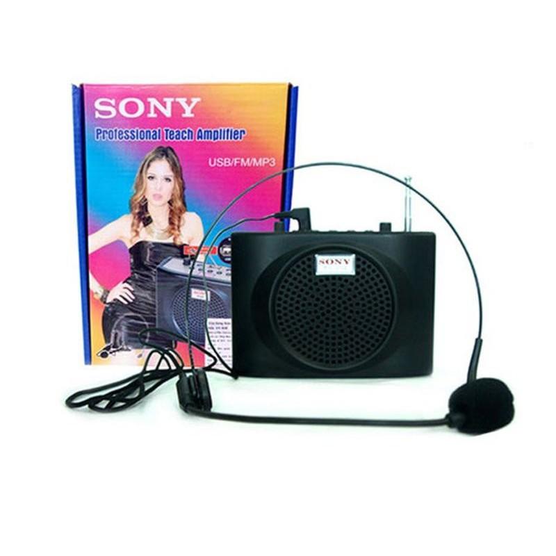 Máy trợ giảng sony S898 loại 1 có FM và đoc thẻ usb