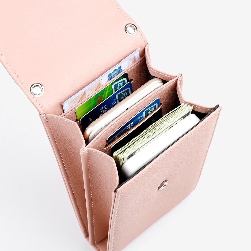 Túi đeo chéo nữ dễ thương TAOMICMIC da mềm nhỏ giá rẻ đi chơi cá tính LOTSTORE TX707