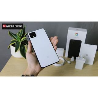 Điện thoại Google Pixel 4 XL 2 sim nguyên bản, nguyên áp suất chống nước, chính hãng đẹp 99% như mới