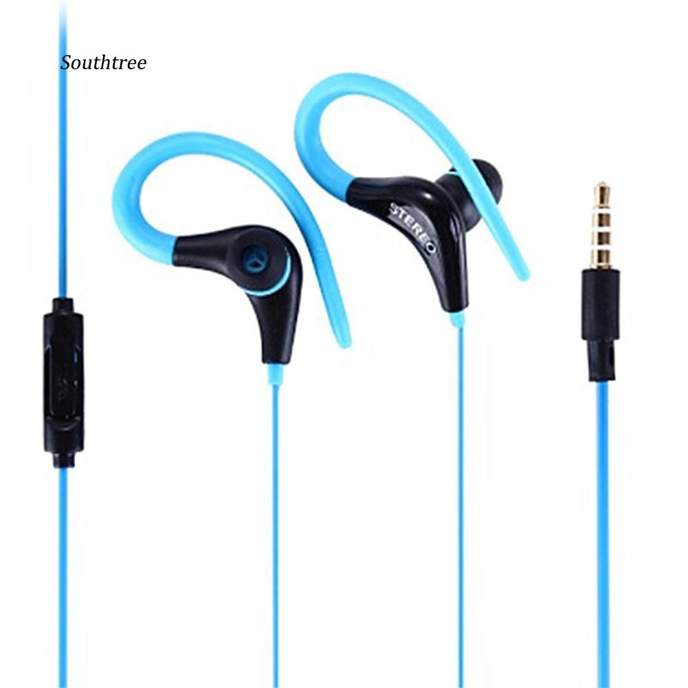 Tai nghe nhét tai có dây 3.5mm với mic âm thanh chất lượng cao
