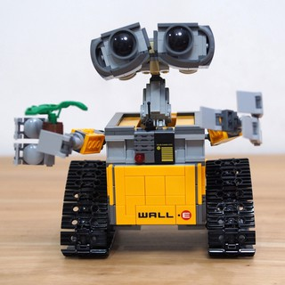 Đồ Chơi Lắp Ráp Lego Hình Robot Phim E Watt Power 2020