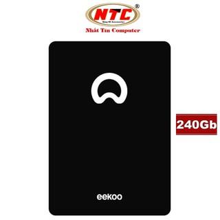 Ổ cứng SSD EEKOO V100 240GB SATA III 2.5-inch R520MB s W400Mb s (Đen) thumbnail