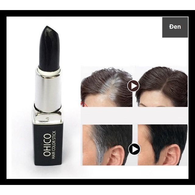 [GIẢM SỐC] son màu che tóc bạc - Son che tóc bạc tạm thời | SẢN PHẨM HOT