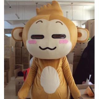 Quần áo hoá trang Mascot Khỉ ngộ nghĩnh – sinh nhật, sự kiện