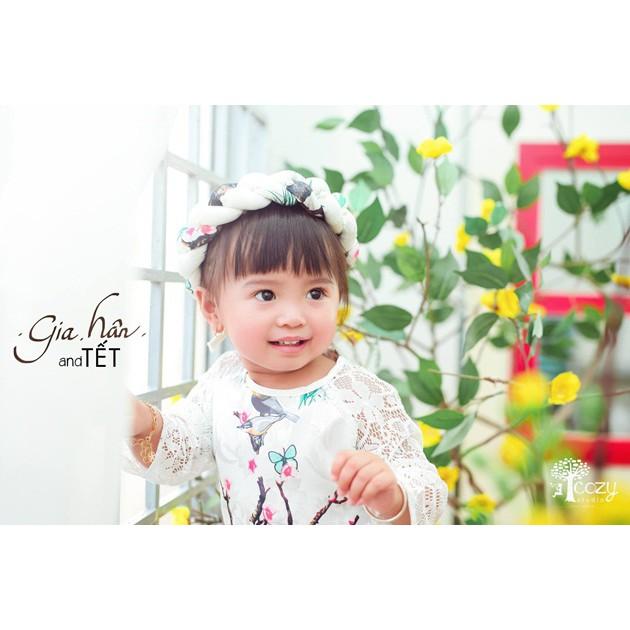 Hồ Chí Minh [Voucher] - Chụp ảnh bé yêu phong cách Hàn Quốc tặng hình gỗ treo tường Cozy BF Studio