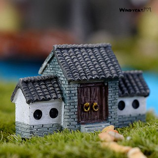 Mô Hình Ngôi Nhà Cổ Tích Mini Cho Nhà Búp Bê Gn3 thumbnail